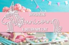 Unicorns - A Unicorn Name Maker Font Product Image 1