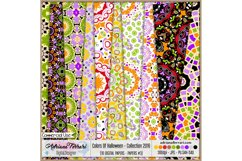 Colors Of Halloween - Collection 2016 - Paper 3 Product Image 1