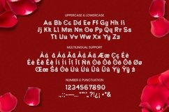 Beautiful Galatea Font Product Image 5