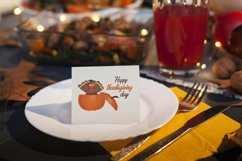 Thanksgiving Sublimation Designs, Thanksgiving SVG Designs Product Image 3