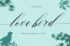 Love bird Product Image 7