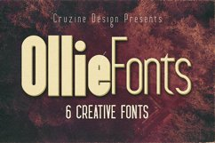 Ollie Typeface Product Image 1