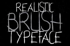 Web Font Sharktooth Typeface Product Image 5