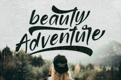 bridamount - a Smooth Handwritten font with extras Product Image 3