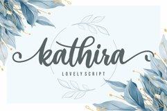 Kathira - Lovely Script Product Image 1