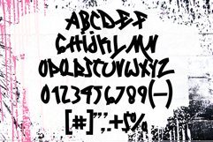 Locked Monster Graffiti Product Image 6