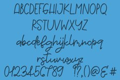 Dancing Peacock - A Script and Print Font Pair Product Image 2