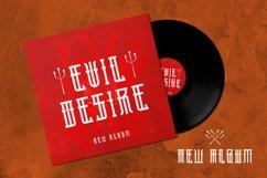 Hellfire Font Product Image 3