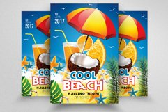 10 Summer Beach Party Flyers Bundle Product Image 4