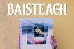 Baisteach   Vintage Serif Product Image 1