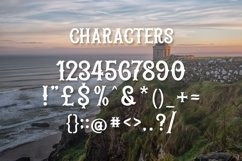 Web Font Castle Rock Product Image 3