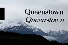 Queenstown serif font Product Image 3