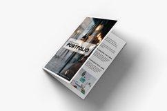 Multipurpose Bifold Brochure Template | Portfolio Brochure Product Image 2