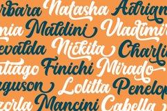 Platina Script / Layered Fonts Product Image 5