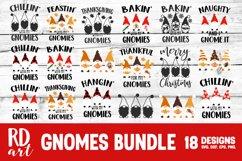Gnomes Bundle SVG, DXF, PNG, EPS Product Image 1