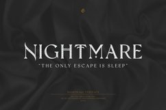 Nightmare Gothic Product Image 1