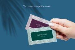 Editable Elegant Business Card Template Product Image 3