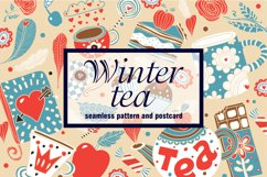 Winter tea time. Product Image 1