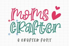 Moms Crafter Product Image 1