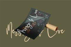 Web Font Panala - A Bold Signature Font Product Image 4