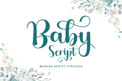 Baby Script Product Image 1