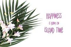 The Island Sans Font Product Image 6