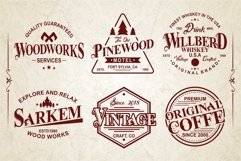 Viennero Vintage Typeface Product Image 3