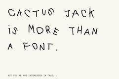 Cactus Jack Font Product Image 1