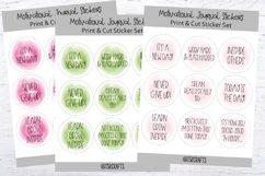 Mega Sticker Bundle #5 - Motivational Planner Stickers Product Image 5