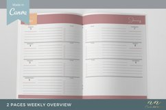 Canva Calendar Template for Printable Products Product Image 6
