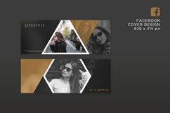 Elegant Facebook Cover Product Image 4