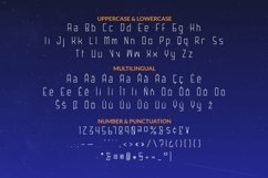 Web Font ULTRA COMET Font Product Image 2