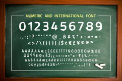 Greepel Grunge Font Product Image 5