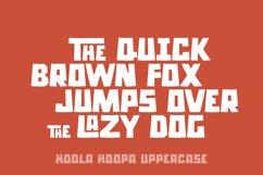 Hoola Hoopa Font PLUS BONUS Ligature Set Product Image 6