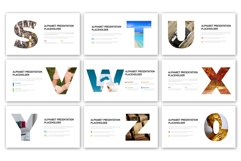 Alphabet - Infographic Template Product Image 4
