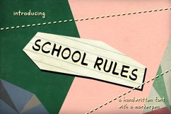 School Rules Product Image 1