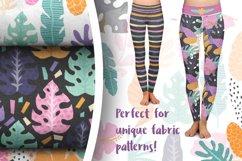 Tropical Cutouts Patterns Set Product Image 4