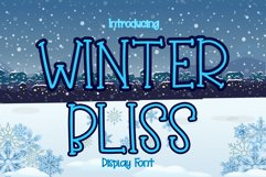 Winter Bliss Product Image 1