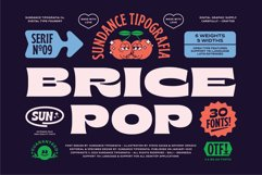 Brice Font Family Product Image 1
