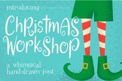 Christmas Workshop Font Product Image 1