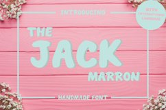 THE JACK MARRON Product Image 1