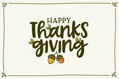 Forever Grateful Font & Doodles Product Image 5