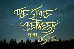 The Space between us Product Image 1