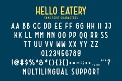 Hello Eatery - Handlettering Pack Product Image 5