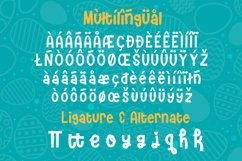 House Easter - Display Fonts Trio Product Image 7