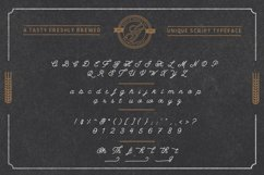 Growler Script - Font Product Image 2
