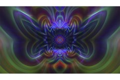 Abstract fantasy glowing background. Product Image 1