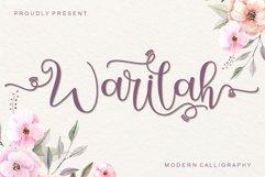 Warilah - Modern Calligraphy Product Image 1