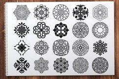 500 Vector Mandala Ornaments Product Image 5