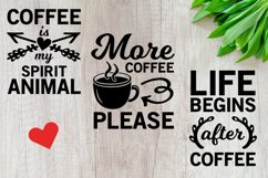 Coffee svg Bundle, but first coffee svg, mom life svg bundle Product Image 6